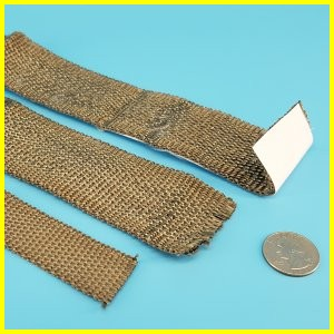 Basalt Woven Tape Gasket Thermal Insulating High Temperature Heat Resistant
