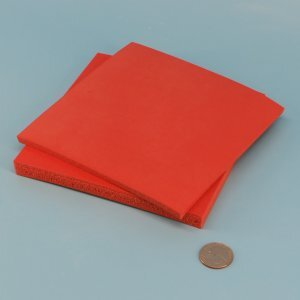 Silicone Sponge Foam Thermal Insulation