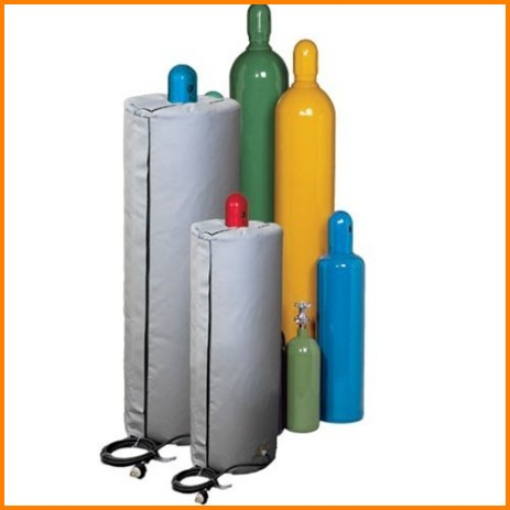 Insulated Blankets Heaters Compressed Gas Cylinders