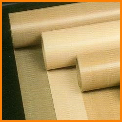 fiberglass fabric with PTFE resin coating FDA food contact non stick high temperature chemical resistant
