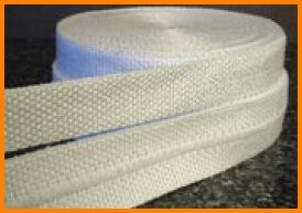 fiberglass woven tape with soft PTFE coating gasket sealing tape