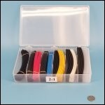 Heat Shrink Tubing Assorted Kit