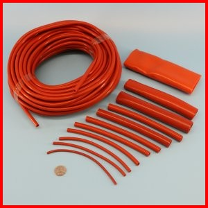 Silicone Rubber Round Tubing