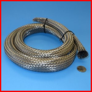 Stainless Steel Braid Hose Size