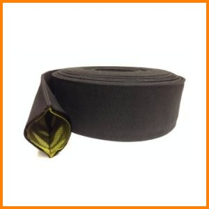Nylon with Kevlar Liner Braided Abrasion Blowout Protection Sleeve for Hydraulic Hoses Lines