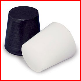 Silicone Rubber High Temperature Tapered Plugs